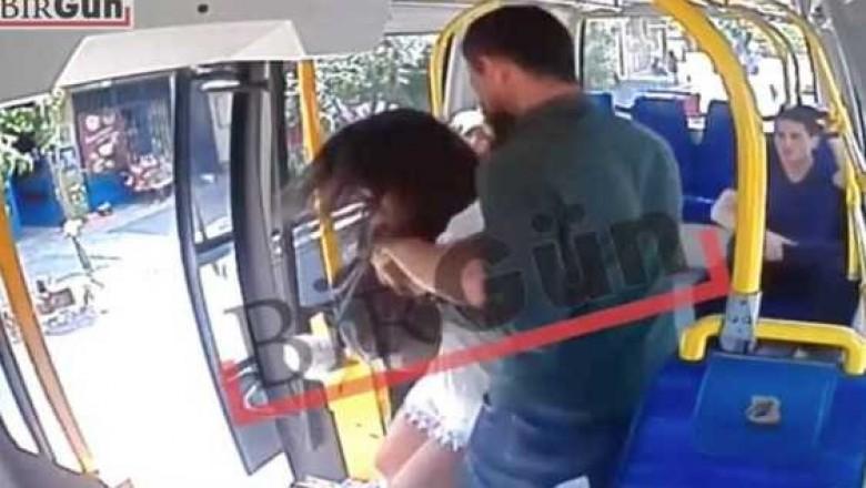Девушку соблазнили в автобусе